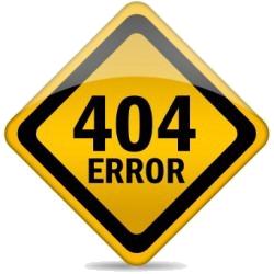 Eroare 404.